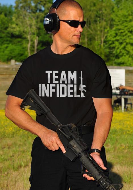 TEAM INFIDEL AR-15 Model