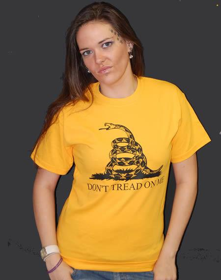 DON'T TREAD ON ME Model