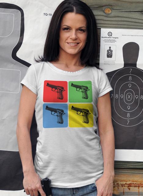 WARHOL GUNS Model
