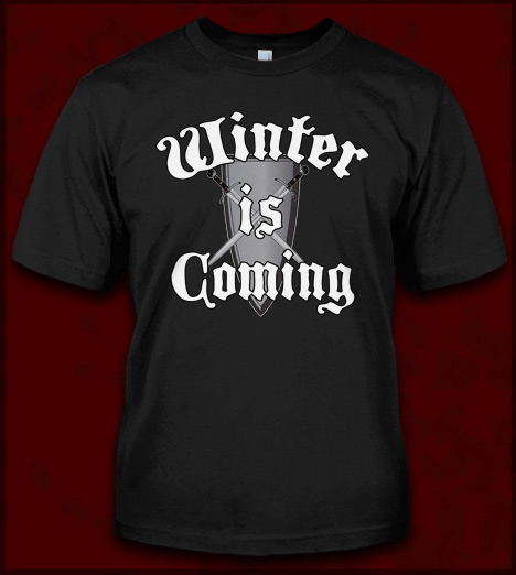 WINTER IS COMING Model
