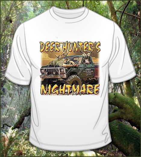 DEER HUNTER'S NIGHTMARE Model