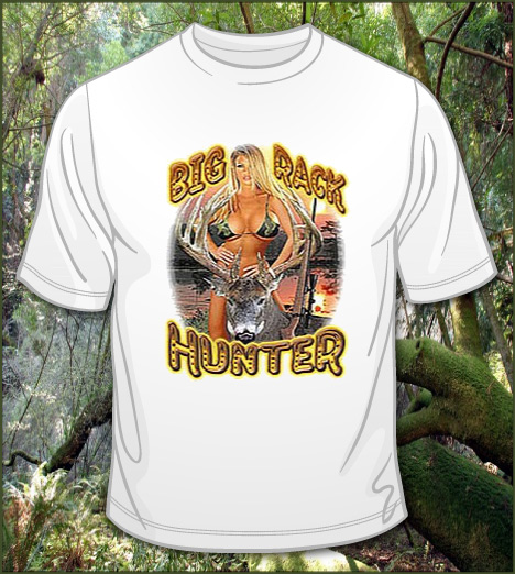 BIG RACK HUNTER Model