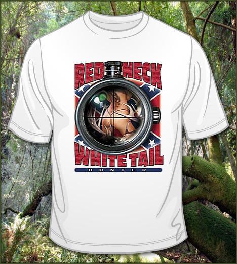 REDNECK WHITETAIL HUNTER Model