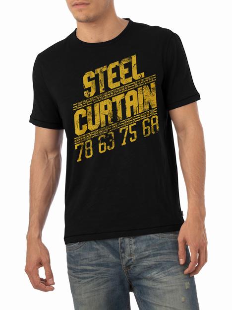 STEEL CURTAIN Model