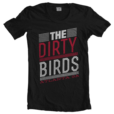 THE DIRTY BIRDS Model