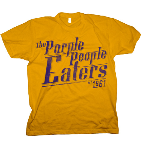 THE PURPLE PEOPLE EATERS Model