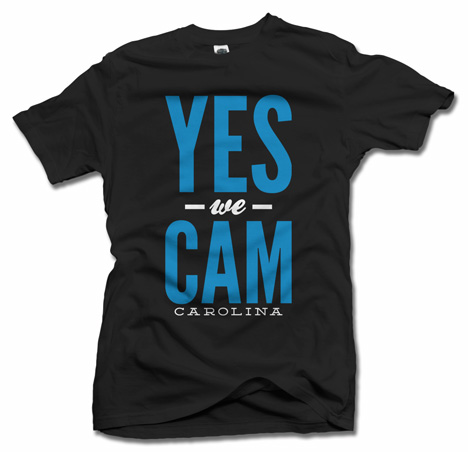 YES WE CAM CAROLINA Model