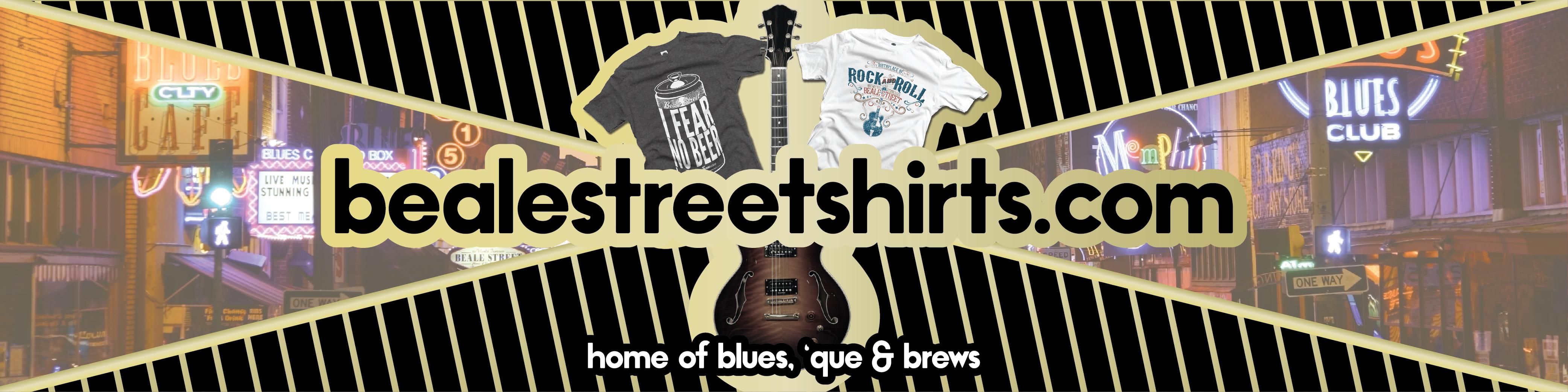 Beale Street Shirts