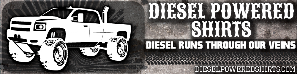 Diesel Powered Shirts