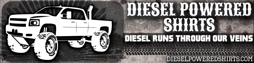 Diesel Powered Shirts