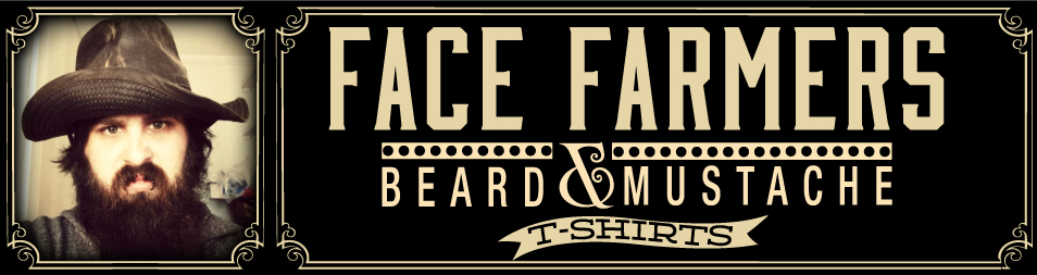 Beard and Mustache (Face Farmers)
