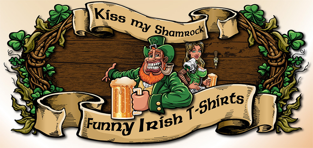 Irish Drinking T-shirts